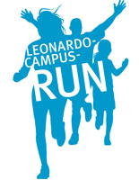 Leonardo-Campus-Run Logo